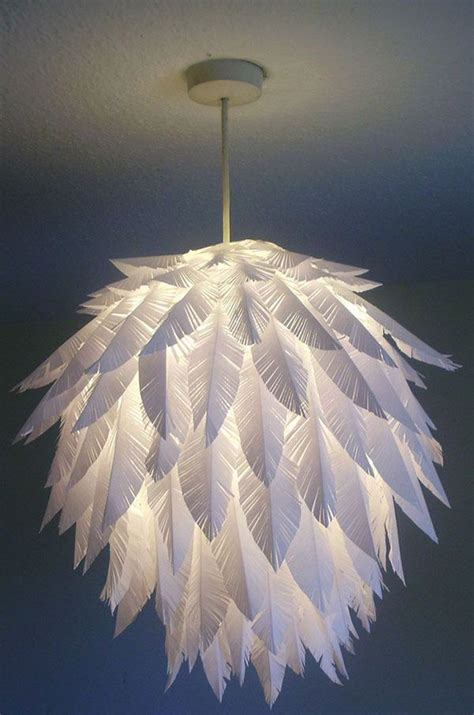 How To Make A Paper Chandelier - best 25 paper ls ideas on paper light 3d