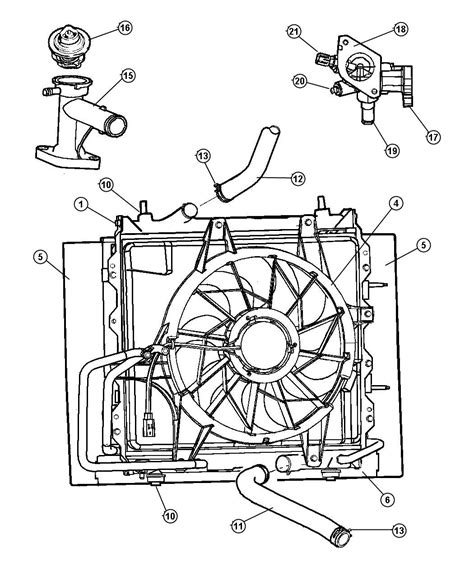 2002 pt cruiser fan wiring diagram for 2002 pt cruiser get free image about