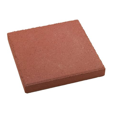 24x24 concrete pavers lowes home depot patio blocks