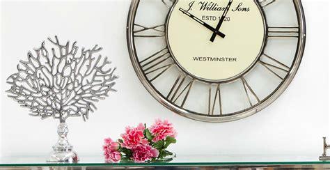 orologi da parete per soggiorno westwing orologi da parete in vetro fragili momenti