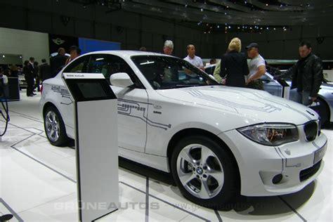 Bmw 1er Elektro Reichweite by Autosalon Genf 2011 Bmw Vision Connecteddrive Und