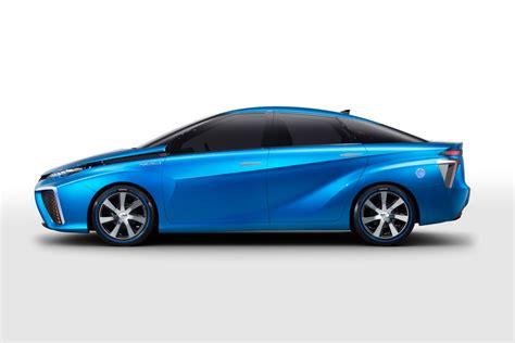 Hydrogen Car Toyota 2015 Toyota Fcv Hydrogen Fuel Cell Car 28 Egmcartech