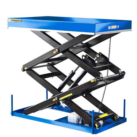 Scissor Table by Scissor Lift Tables Aj Products