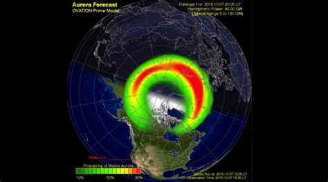 northern lights forecast tonight supercharged auroras may be visible across northern us tonight
