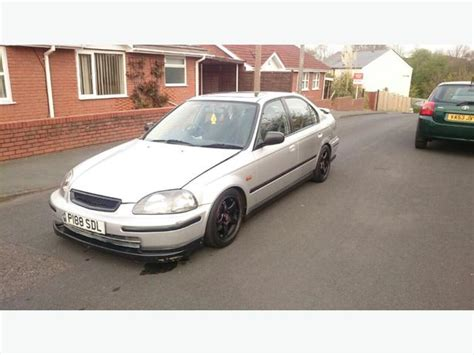 honda civic ek4 sedan honda civic ek4 vti saloon sedan stourbridge walsall