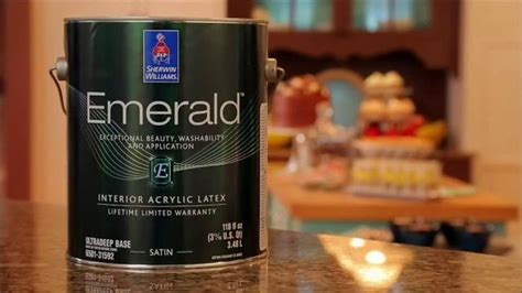 sherwin williams tv commercial food network inspiration