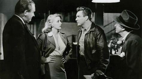 film noir photos labor day it s the pits sophia loren s that is 711 ocean drive 1950 a review