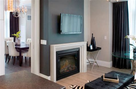 Living Room With Electric Fireplace by Beautiful Dimplex Fireplace Inspiration For Living Room Modern