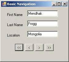 visual basic ado tutorial a basic ado net tutorial in visual basic net