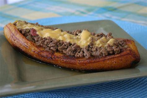 canoas de platano canoas de platanos maduros panama s food recipes