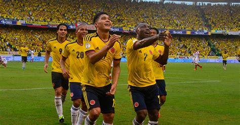 Calendario Colombia Eliminatorias Rusia 2018 Pdf Conmebol Sortear 225 Las Eliminatorias La Cr 243 Nica Quind 237 O