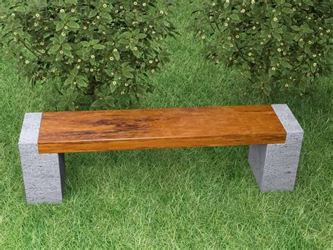 bench concrete concrete bench molds uk home design ideas concrete