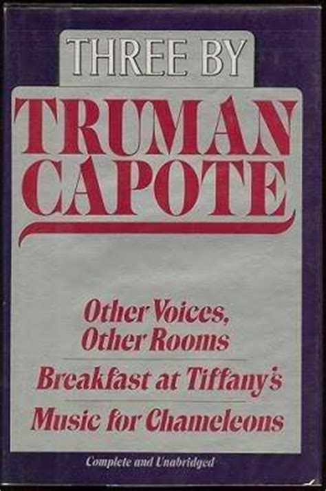 Other Voices Other Rooms by Three By Truman Capote Other Voices Other Rooms