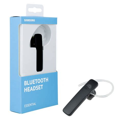 Headset Samsung Original Cabutan Limited neu original samsung eo mg920 schwarz bluetooth headset f 252 r galaxy j5 2016 ebay