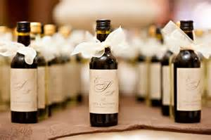 Wine Bottle Favors by A Thoughtful Touch For Your Out Of Town Guests Welcome