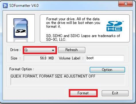 easy way to make memory cards template how to format your sd card back to the original size