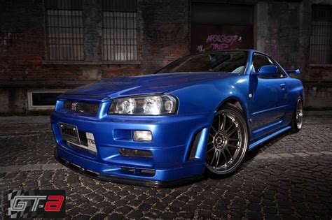nissan skyline r34 paul walker paul walker s r34 skyline gt r for sale for 1 million