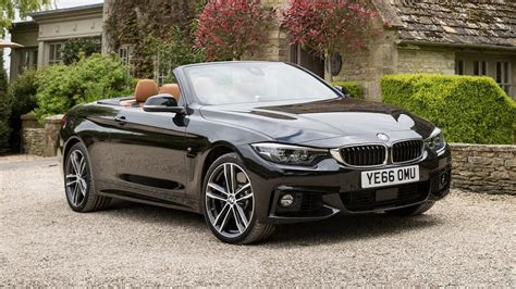 bmw 4 series convertible 2017 review auto trader uk