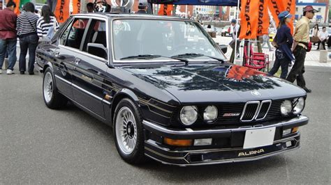 Bmw E34 Alpina Aufkleber by Spotted In Japan An Alpina B10 E28 Bmw