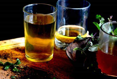Detox Tea Igredeients by Golden Detox Tea Recipe By Archana S Kitchen