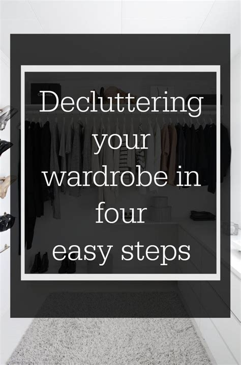 Decluttering Your Wardrobe by Declutter Your Wardrobe Or Closet This Wardrobes