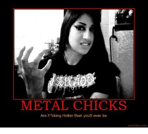 Memes Metal - 25 best memes about metal chicks metal chicks memes