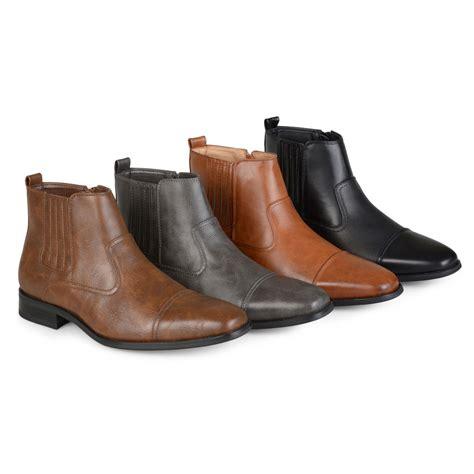 mens dress boots high heels daxx s high top square toe dress shoes ebay