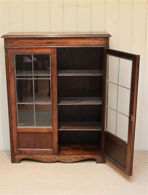 96 inch high bookcases 1920s oak bookcase glazed two door antiques atlas