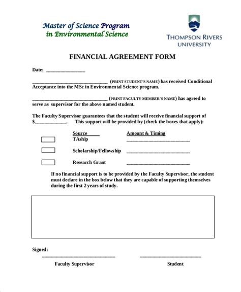 sample financial forms   ms word excel