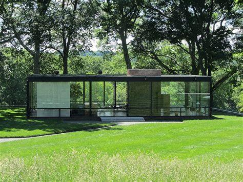 the glass house new canaan connecticut well traveled fella