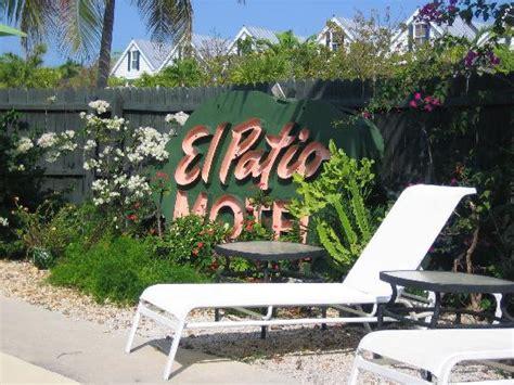 pool area picture of el patio motel key west tripadvisor