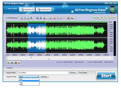 download mp3 ringtone cutter software المشاغب downloads