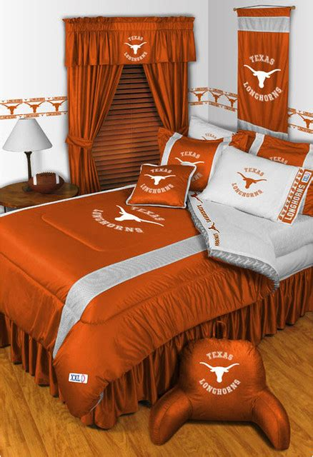 texas bedding ncaa texas longhorns bedding and room decorations modern