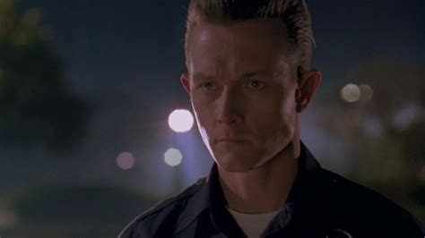 """Photo of Robert Patrick, who portrays """"T-1000"""" in ... T 1000 Terminator 2"""