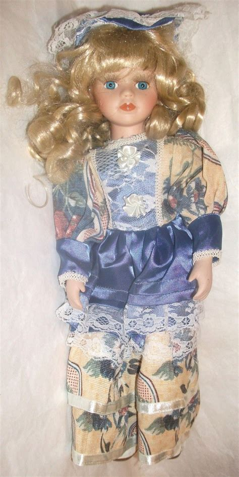 porcelain doll 1 5000 cathay collection 15 inch porcelain doll