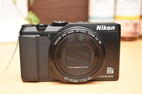 nikon coolpix a900 digital wi fi black in point shoot cameras from consumer electronics