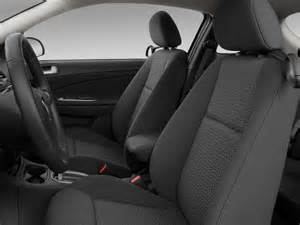 Pontiac G5 Seats 2009 Pontiac G5 Front Seats Interior Photo Automotive