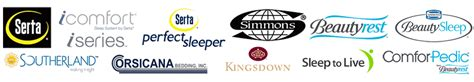 Mattress Brands by Best Mattress Brands Brands Known For Best Mattresses