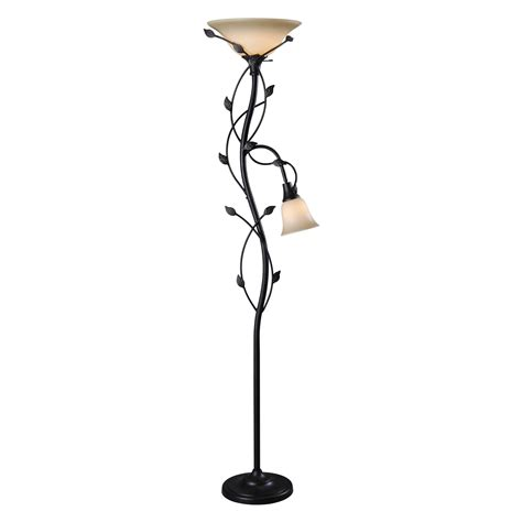 two light floor l buy the rook light floor l by hubbardton forge lights
