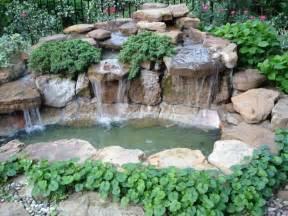 Pond waterfalls design 187 backyard
