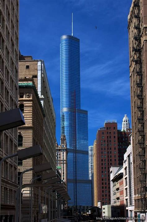 trump tower chicago il chicago pinterest trump international hotel and tower chicago illinois
