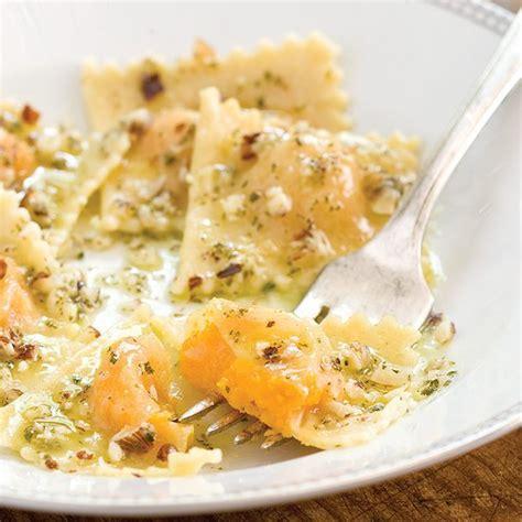 butternut squash ravioli recipe popsugar food