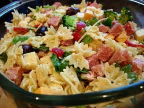 pasta salas momma s italian pasta salad drick s rambling cafe