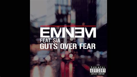eminem feat audio eminem feat sia guts over fear rap swagger at