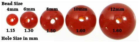 bead sizes beadshopuk frequently asked questions about bead sizes