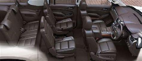 Chevrolet Suburban Interior Dimensions by 2015 Interior Seating On Suburban Html Autos Weblog
