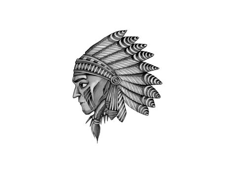 indian head tattoo designs 11 beautiful indian tribal design wallpapers