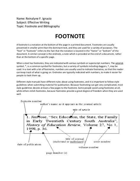 format of footnote reference mla format footnotes gse bookbinder co