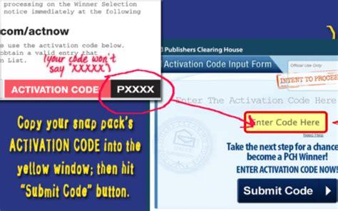 Www Pch Com Actnow Activation Code - pch comactnow autos post