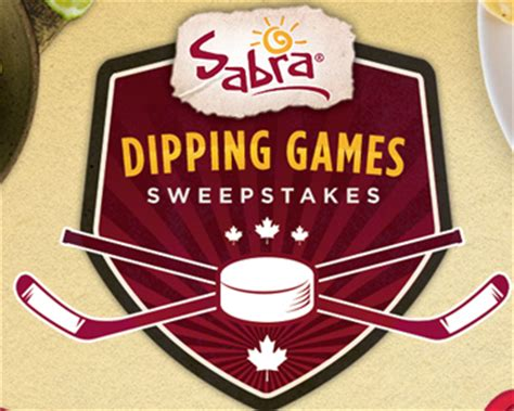 sabra dipping games sweepstakes coupon - Promo Games Sweepstakes